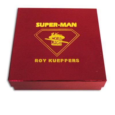 Super-Man Coin Bend