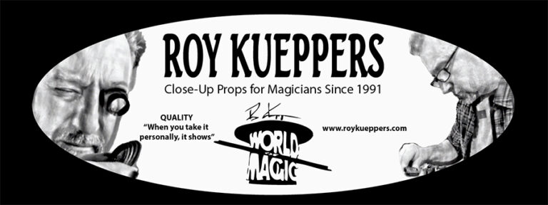 Roy Kueppers - World of Magic
